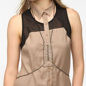 Urban Outfitters Orion Chain Harness